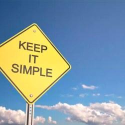 5 coisas que você deve saber antes de simplificar a sua vida