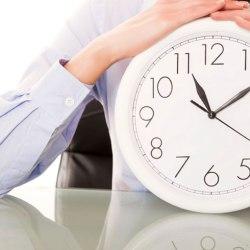 O Fim da gestão do tempo
