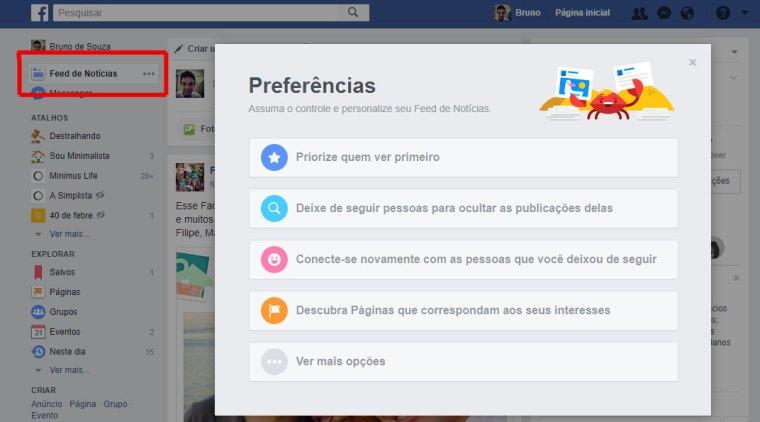 Como fazer um destralhe digital no Facebook?