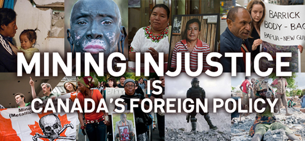 Top 5 Reasons to Put Mining Injustice on the Foreign Policy Agenda