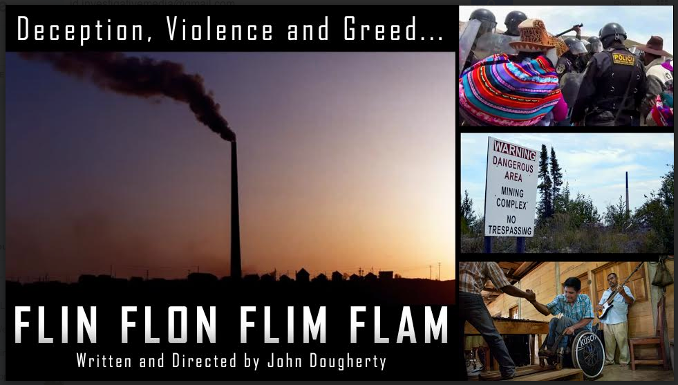 UPCOMING EVENT: New Hudbay Minerals Documentary!Film Premiere + Q&A with the Director