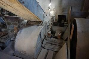 roller mill at Kennecott mine