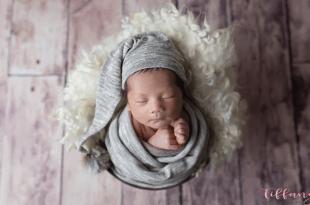【育兒】11 Days 可樂的新生兒寫真紀錄