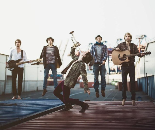 Germany Denmantau brings his Bohemian / Dance Rock to Santa Monica Pier