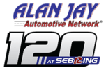Alan Jay Automotive Network 120 Logo