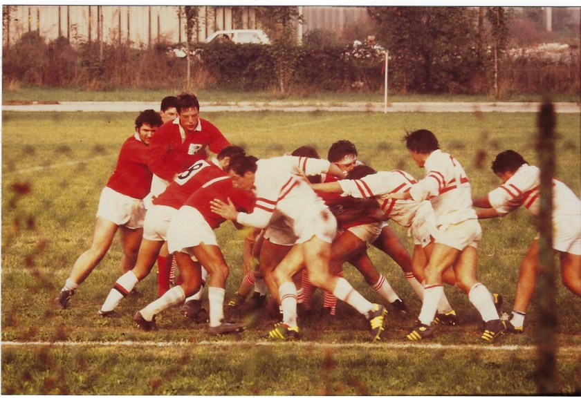 Tiziano Rugby 1985