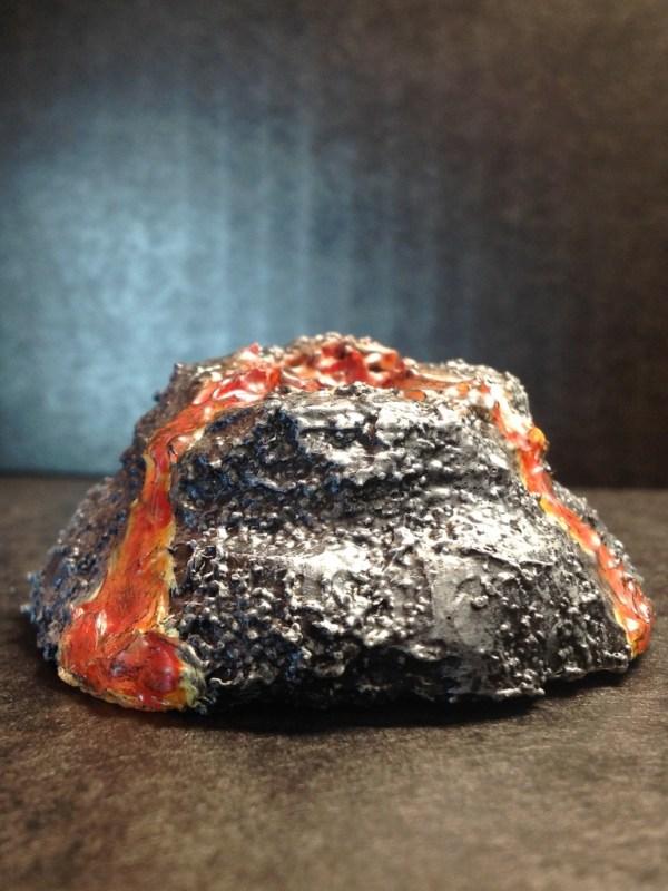 Volcanic Fault