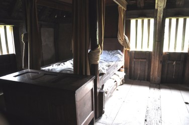 Truckle Bed - Bayleaf - Weald and Downland Museum