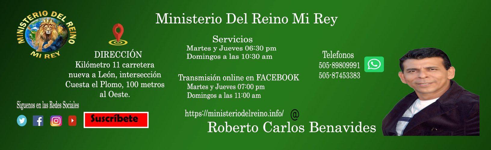 Ministerio Del Reino