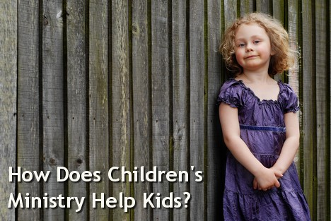 Why is children's ministry important - 14 ways it helps kids.