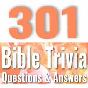 301 Scripture Questions & Answers
