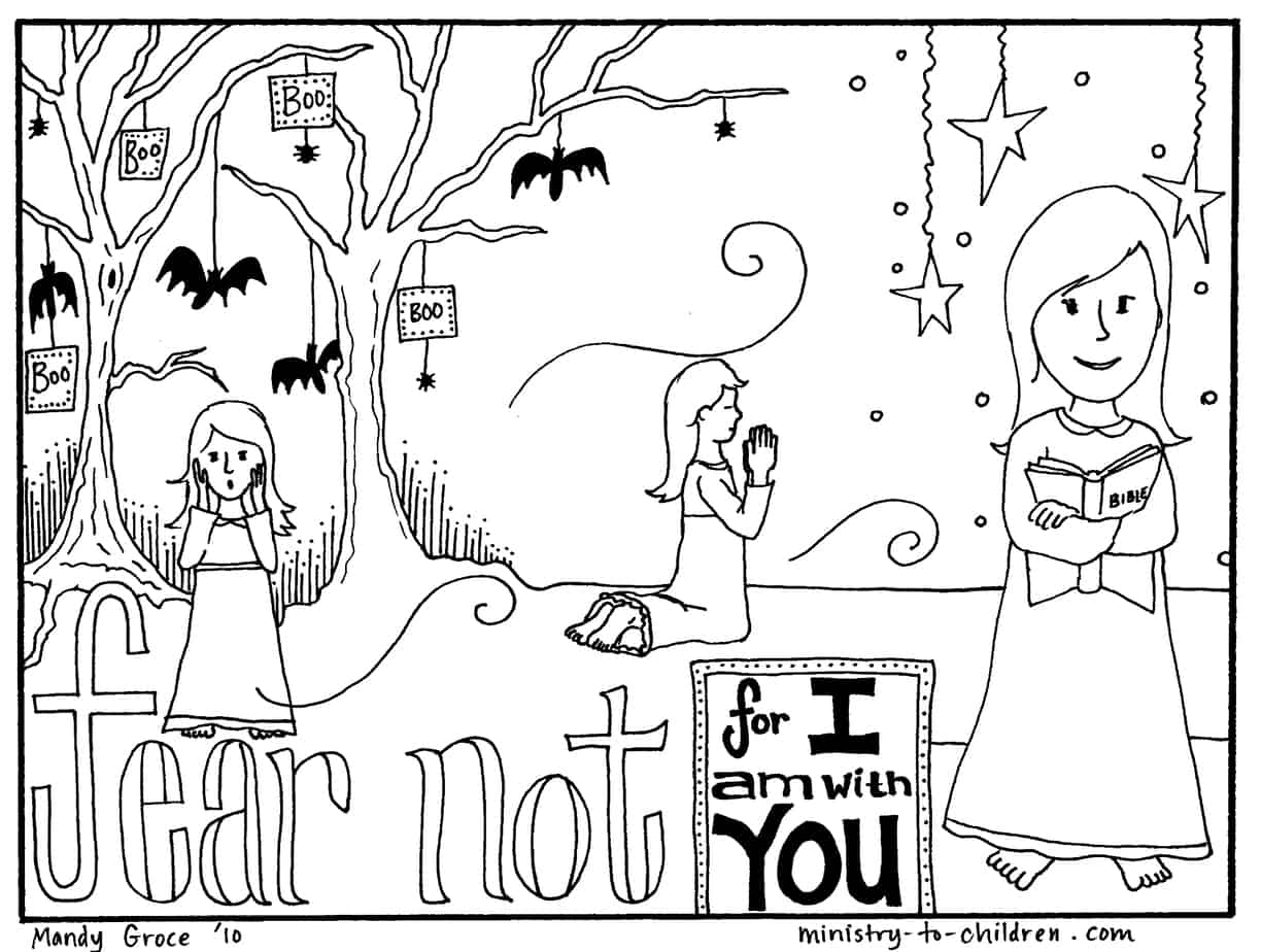 Free Printable Halloween Coloring Pages For Kids | 924x1224