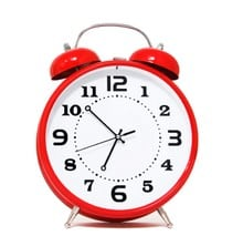 New Year's Object Lesson: Do You Have the Time?