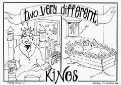 3 Kings Day or Epiphany Coloring Pages | Jesus coloring pages ... | 169x240
