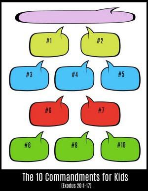 Simplified version for Children - no words