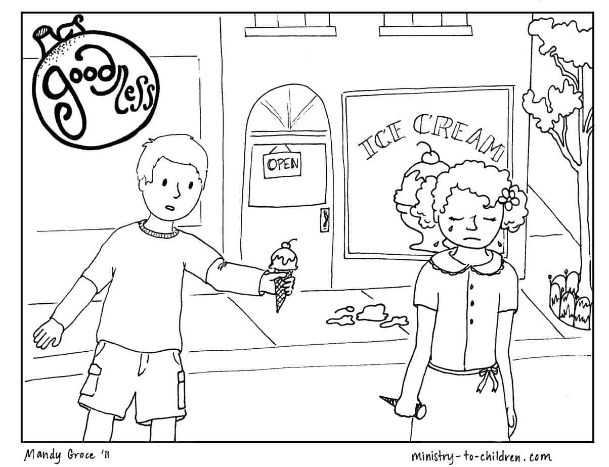 Fruit Of The Spirit Self Control Coloring Sheets Coloring Pages