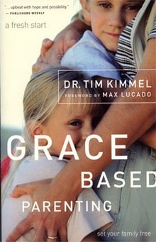 Grace Based Parenting Book