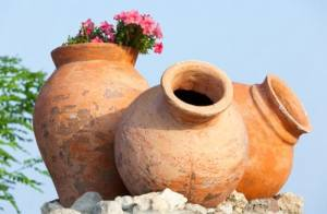 """Treasure in Jars of Clay"" 2 Corinthians 4:1-7 Lesson"