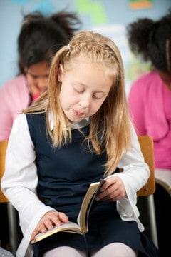 Sunday School Child