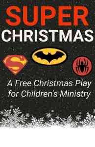 Super Christmas Play for Churches