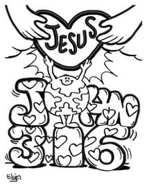 5 Free Valentines Day Coloring Pages — Ministry-To ...