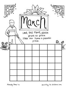 latest free calendar coloring book with months coloring pages