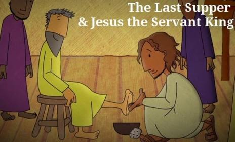 Video clip from Jesus Storybook Bible