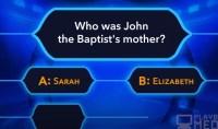 biblical mothers trivia quiz
