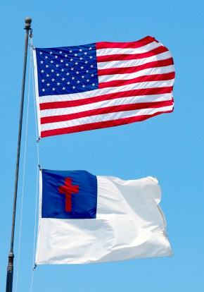 VBS Pledges to the Bible, American, and Christian Flag