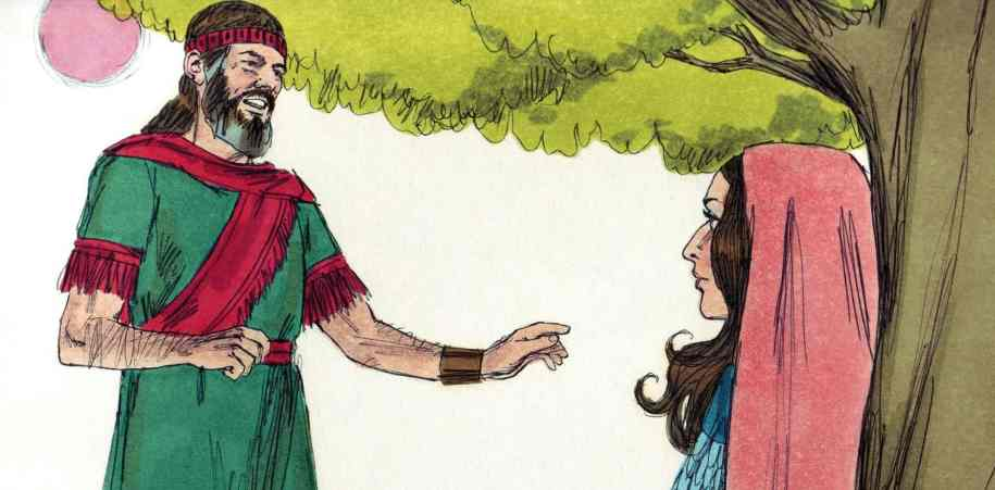 Bible Lesson - Ruth and Boaz