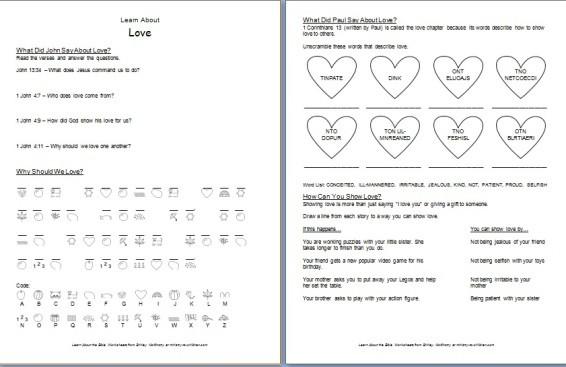 All Worksheets Ten Commandments Worksheets Free Printable – 10 Commandments Worksheet