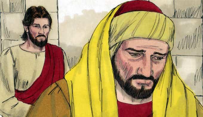 Bible Skit: Rich Young Ruler