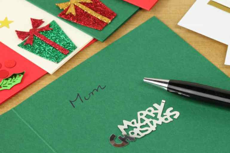 Christmas Object Lesson: The Christmas Card