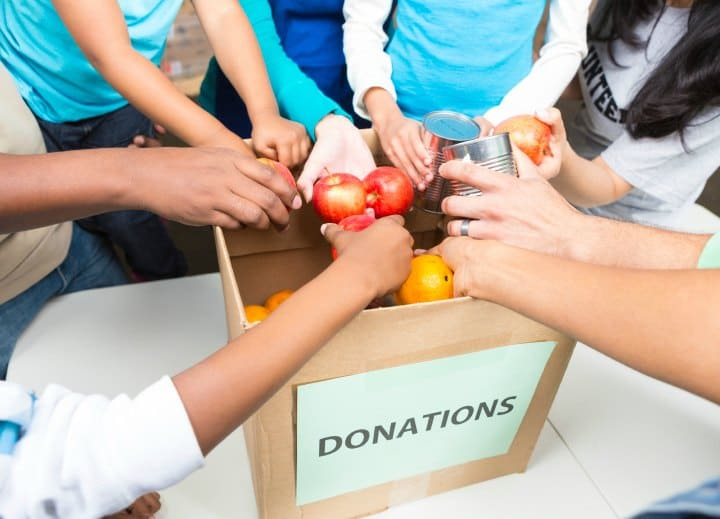 How to Improve a Food Drive in Children's Ministry