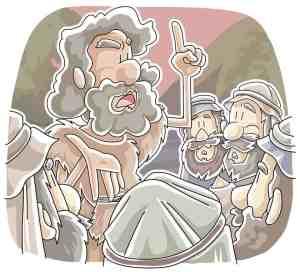 John the Baptist Sunday School Lesson
