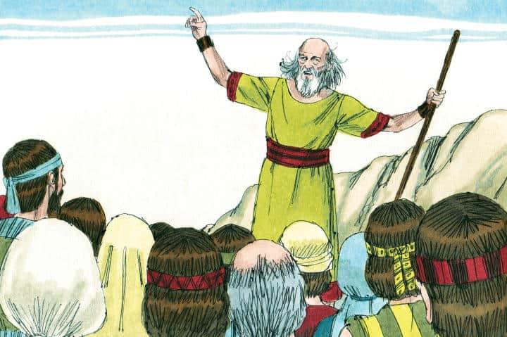 Bible Lesson:  Samuel-Israel's Last Judge (1 Samuel 2:12-3:21)