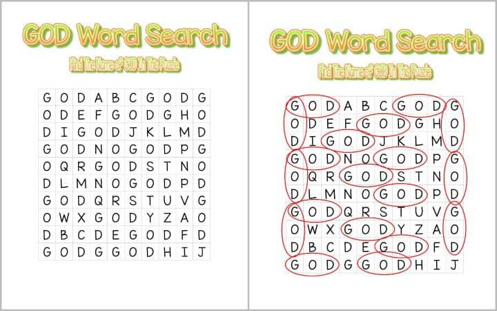 god-word-search