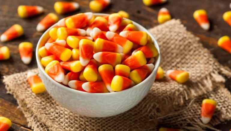 Simple Truths in a Sugary Triangle…  Bible Lessons from Candy Corn (Psalm 119:103)