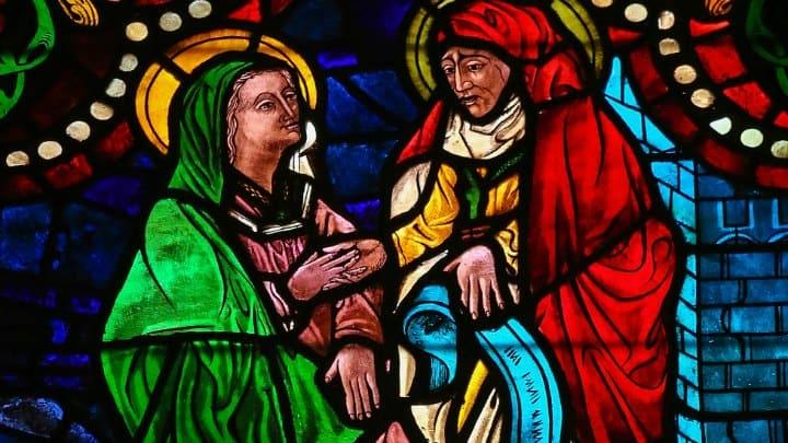 Preschool Lesson: Birth of John the Baptist (Luke 1:5-25, 57-80)