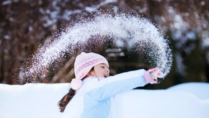 Two Snowball Party Games for Kids