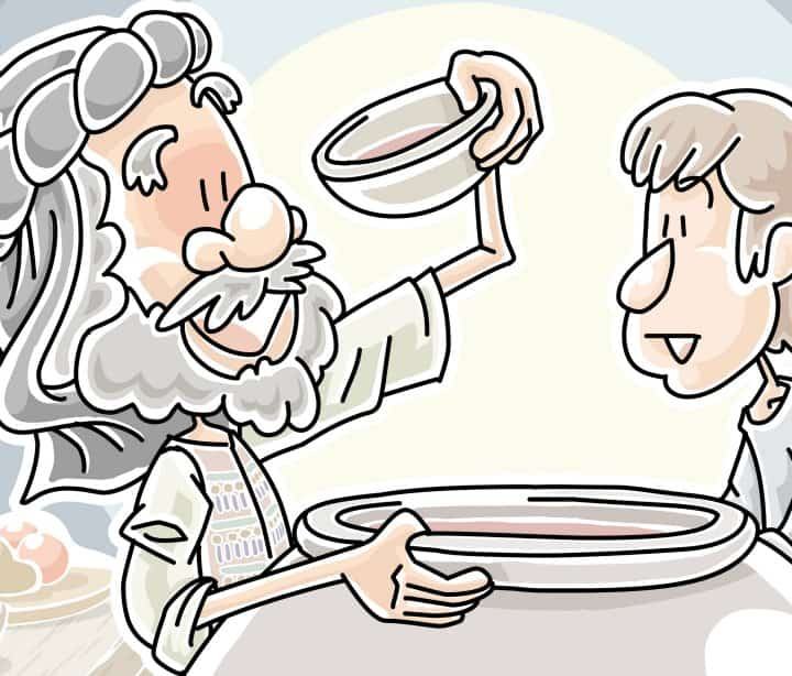 Miracles Of Jesus Coloring Pages - Coloring Home | 614x720