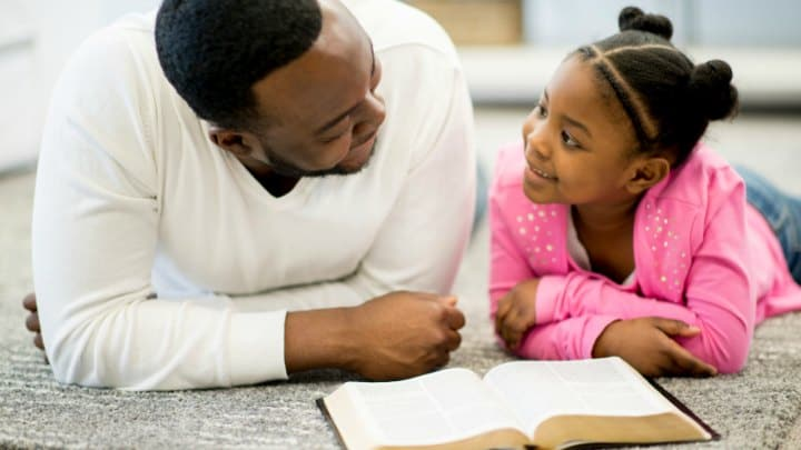 """""""Father's of the Bible"""" Lesson Plan & Craft for Kids"""
