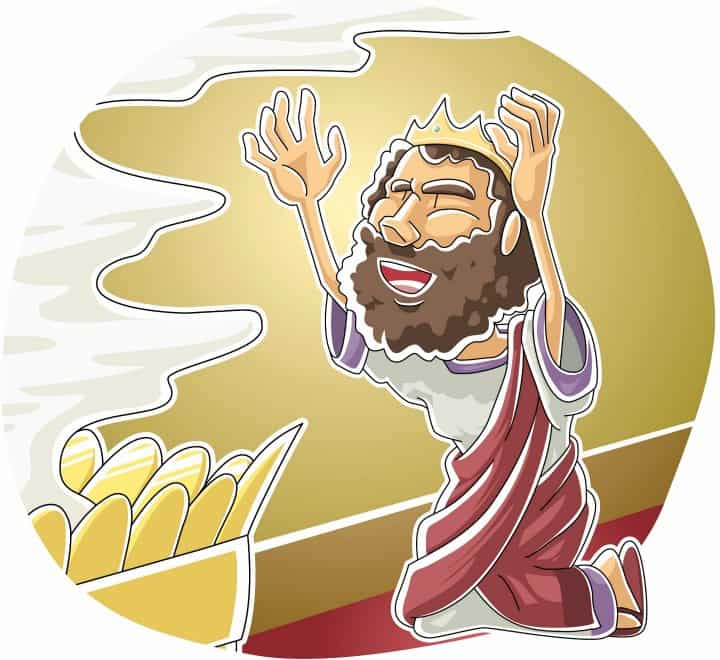 """The Story of King David for Kids (Lesson 6 of the """"Who Was…"""")"""