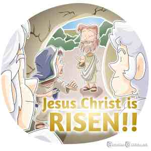 Jesus is Risen - Easter Children's sermon