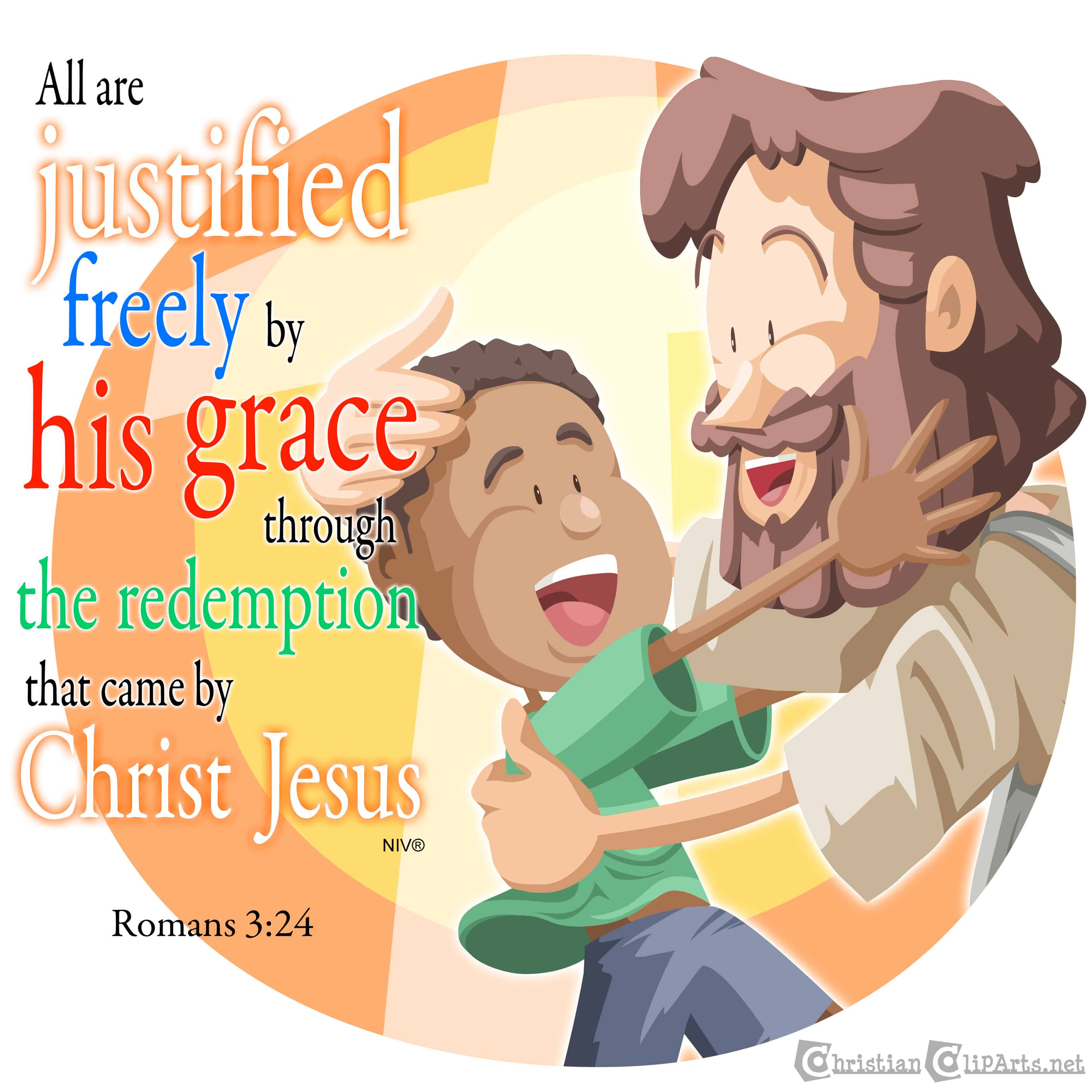 Jesus Sets Us Right Romans 3 Sunday School Lesson