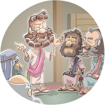 Peter Explains His Vision (Acts 11:1-18) Children's Sermon