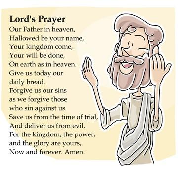 Children S Sermon Luke 11 1 13 The Lord S Prayer Pdf Video
