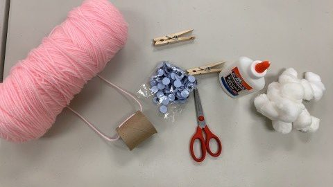 Pom Pom Lamb Supplies
