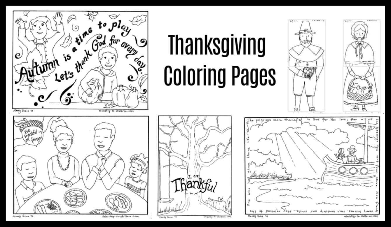 Thanksgiving Activities and Thanksgiving Coloring Pages for Kids ... | 780x1340
