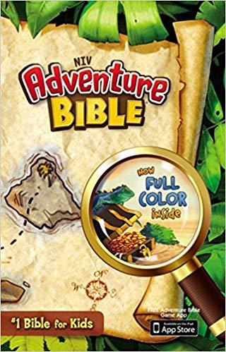 NIV Adventure Bible for Kids